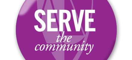SERVE the community