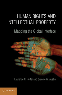 Human Rights and Intellectual Property book cover