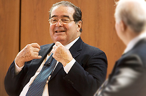 U.S. Supreme Court Justice Antonin Scalia