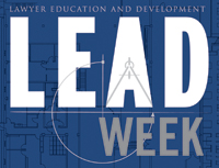 LEAD Week logo