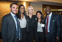 Duke Law Students at 16th annual ESQ symposium