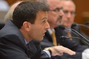 Barak Richman testifies for House Judiciary Committee hearing