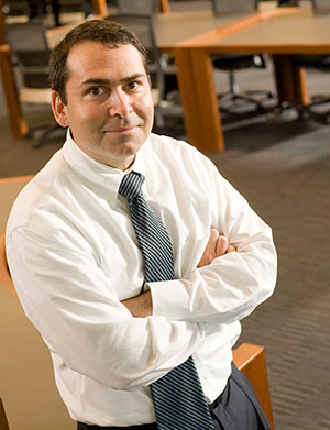 Appellate Litigation Clinic Director Sean Andrussier '92
