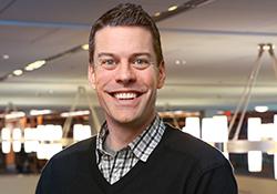 Associate Clinical Professor Jeff Ward