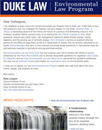 Fall 2012 Newsletter