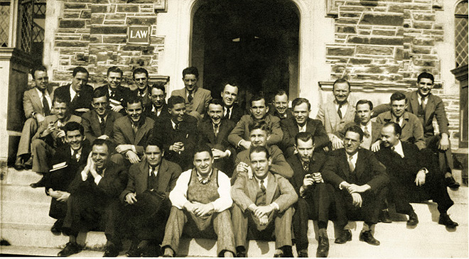 Duke Law Class of 1934