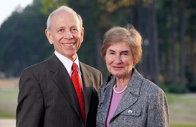Donald and Judith Horowitz