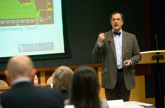 Prof. Bill Brown teaching