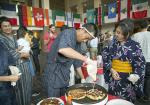 International Food Fiesta and Fashion Show - Sept. 28, 2016