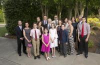 Retirement celebration for Professor David Lange - May 1, 2016