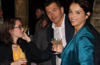 Anne-Charlotte Martin-Clerc '14, Eric Weil '02, Mathilde Weil '02