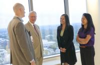 Duke Law Triangle Alumni-Student Reception
