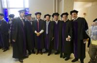 Graduation 2013: Hooding Ceremony - May 11, 2013