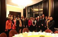 Alumni Dinner in Hong Kong