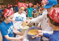 Duke relief efforts