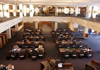 Duke Law's J. Michael Goodson Law Library