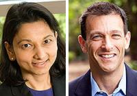 Professors Arti Rai and Barak Richman