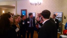 Duke Law students engage with DOJ and DOD attorneys at ABA National Security Conference.