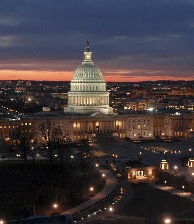 U.S. Capitol in Washington, D.C., from the Architect of the Capitol http://aoc.gov/