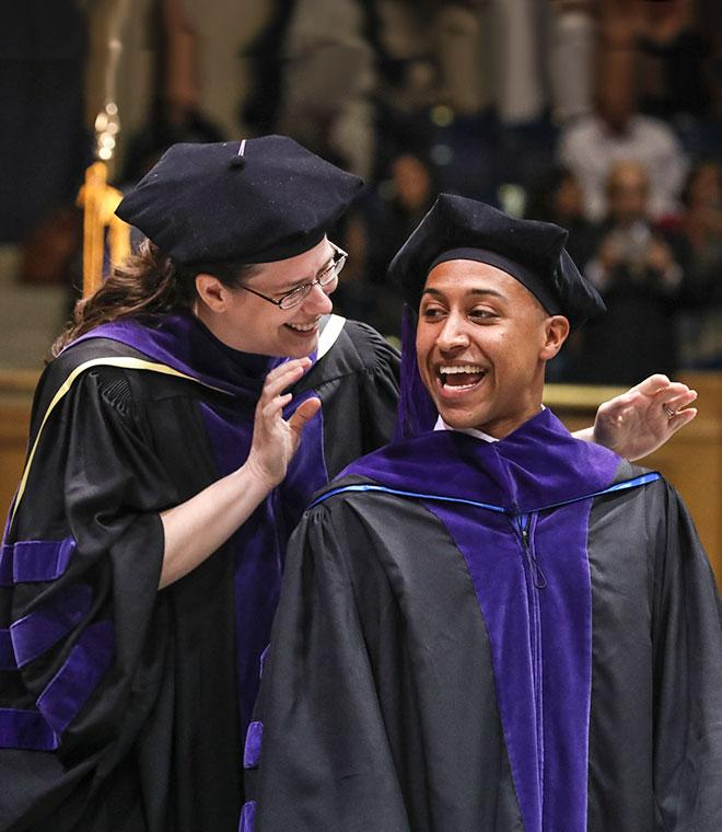 Duke Law Commencement 2018