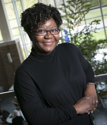 Jerome M. Culp Professor of Law Trina Jones