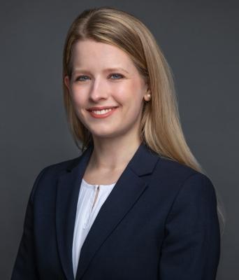 Shelby Baird JD/MA '18