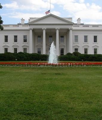 The White House cc