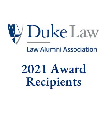 2021 Alumni Award Winners