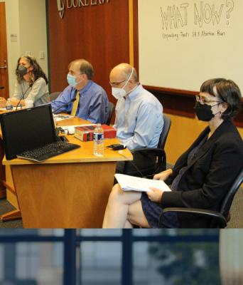 SB 8 discussion panel
