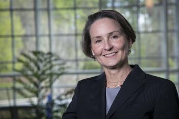 Clinical Professor Michelle Nowlin JD/MA '92