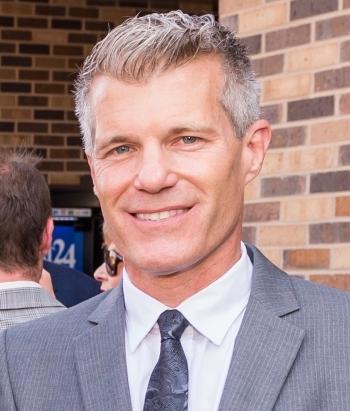 Derek Wilson T'86 MBA'90