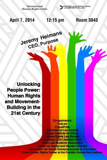 Jeremy Heimans