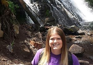 Megan Ault '18