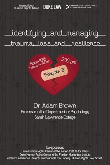 Adam Brown Lecture