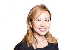 Volunteer profile: Lin Chua LLM '00
