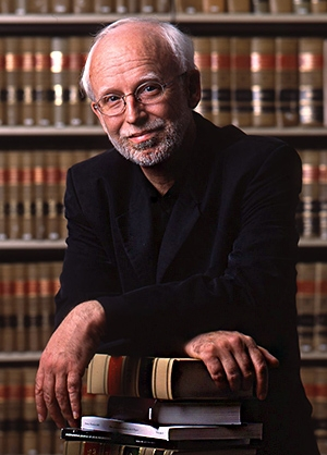 Richard A. Danner, the Archibald C. and Frances Fulk Rufty Research Professor of Law Emeritus