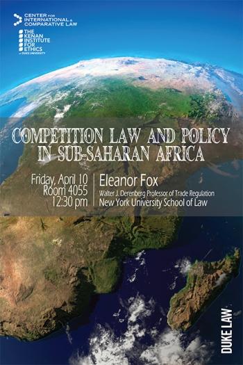 Eleanor Fox Lecture
