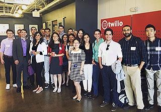 Students in Duke Law's LLM in Law & Entrepreneurship class of 2016
