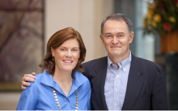 Nora Jordan and Allen Reiser