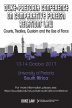 Duke-Pretoria Conference on Comparative Foreign Relations Law