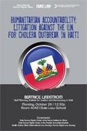 /events/humanitarian-accountability-litigation-against-united-nations-cholera-outbreak-haiti/
