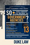 https://law.duke.edu/events/careers-service-speaker-series-part-ii-so-you-want-be-government-agency-lawyer/