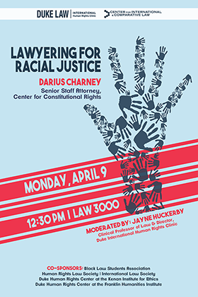Lawyering for Racial Justice 12:30p