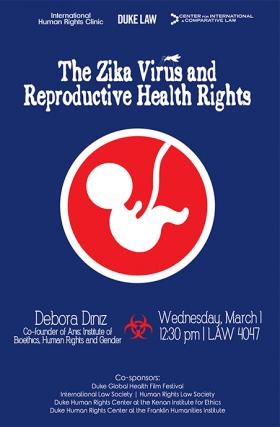 The Zika Virus and Reproductive Health Rights