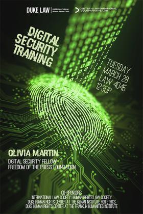 Olivia Martin Lecture 3/28