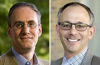 Professors Curtis Bradley and Laurence Helfer